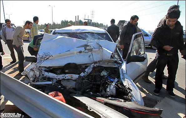 تصاوير تصادفات دلخراش در ایران