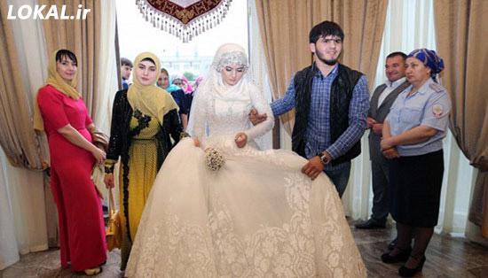 ازدواج اجباری دختر 17 ساله با مرد 57 ساله در سایت لوکال